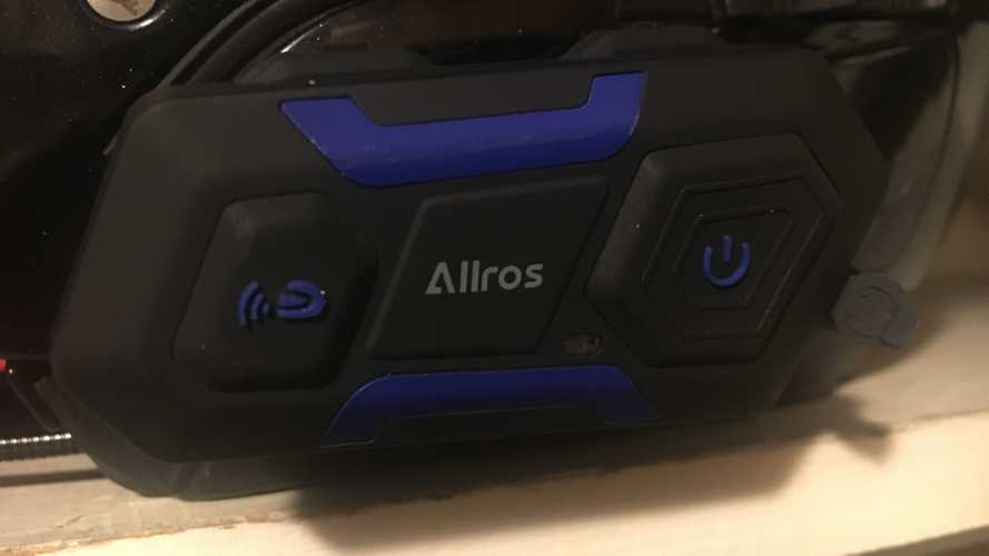 Product Review: Allros T10 Helmet Communicator