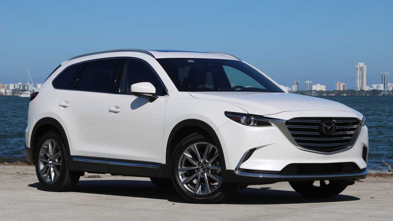 2019 Mazda CX-9: Pros And Cons - 4060047