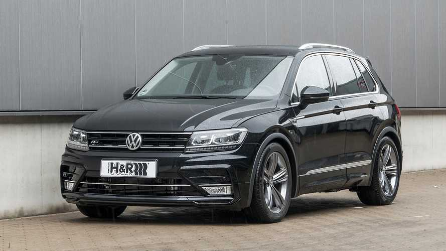 H&R-Gewindefahrwerk für den VW Tiguan