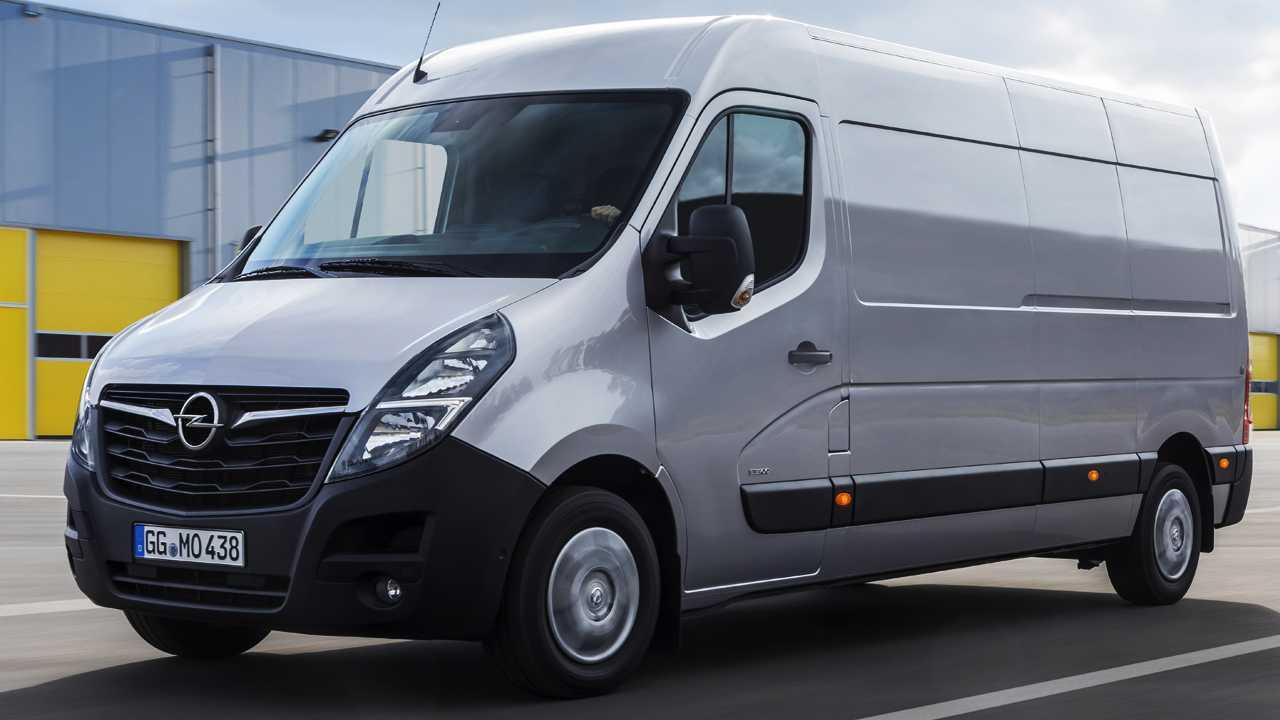 Opel Movano (2019)