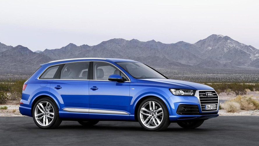 2017 Audi Q7 pricing announced (US)