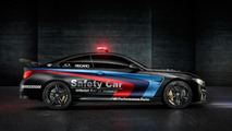 2015 BMW M4 Coupe MotoGP safety car