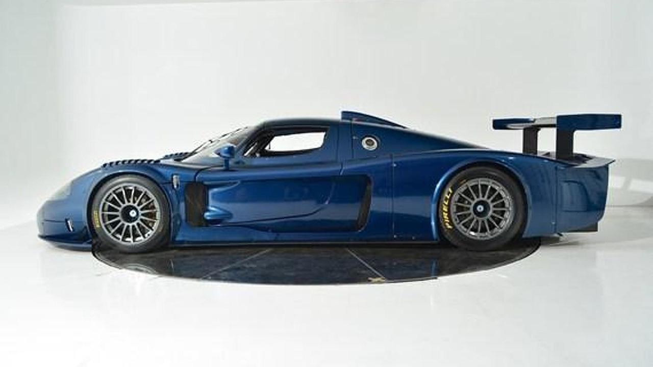 Maserati MC12 Versione Corse