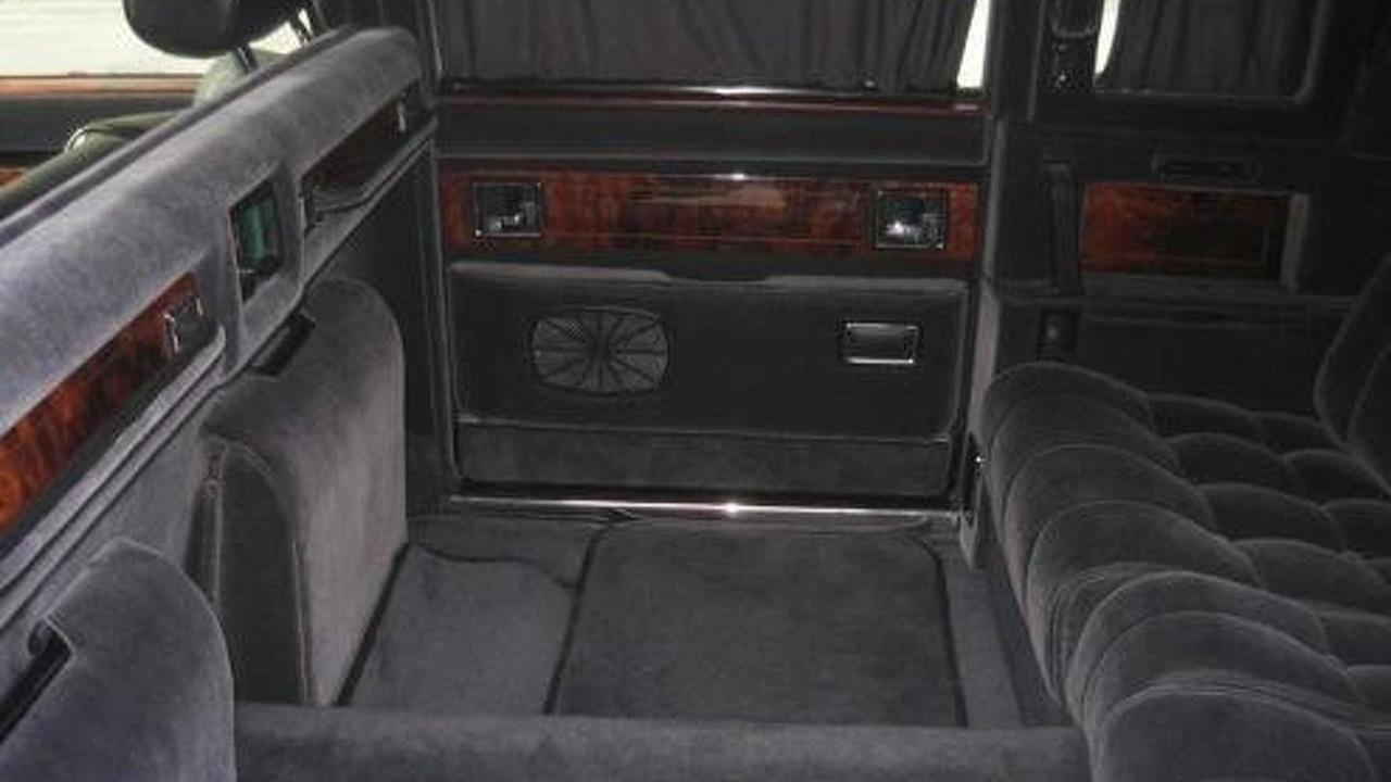 1989 ZIL Limo