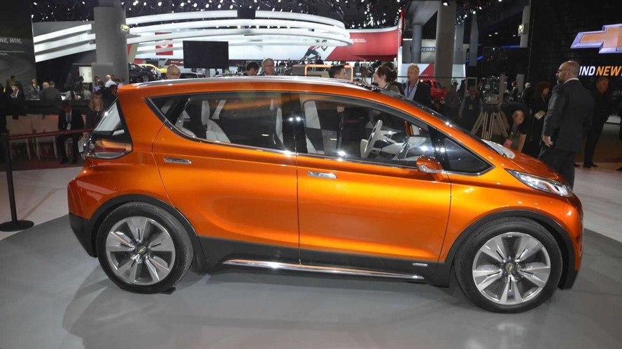 Chevrolet confirms Bolt EV production