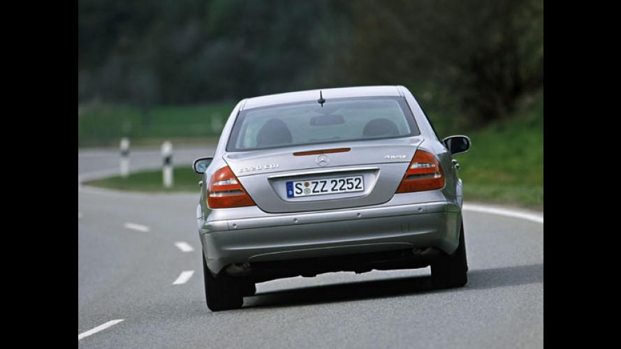 Mercedes E 280 CDI e 320 CDI 4Matic