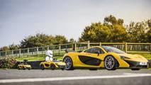 McLaren P1 oyunca araba