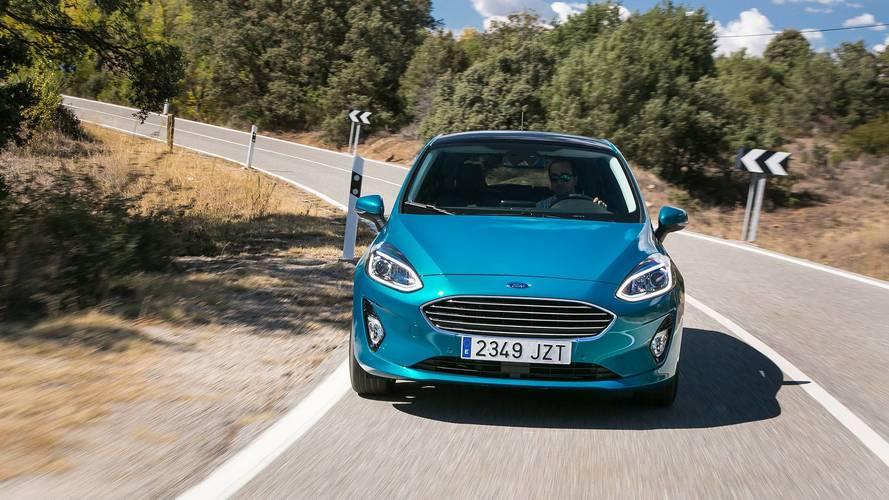 Tecnología 'mild-hybrid' para el Ford Fiesta 2020