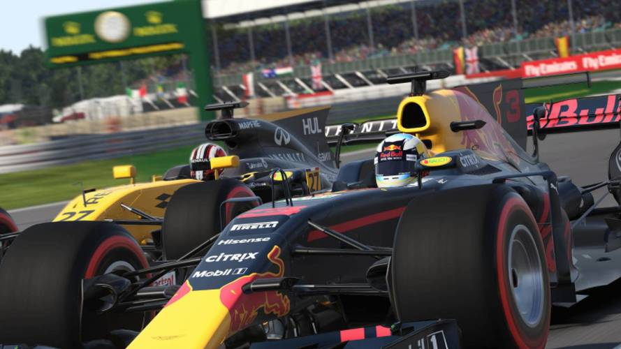 Codemasters Announces 2017 F1 Game Updates