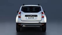 Dacia Duster rear