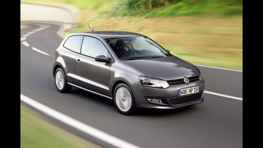 La VW Polo è World Car of the Year 2010