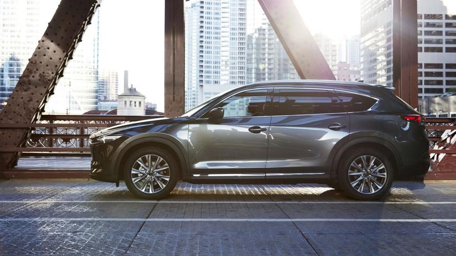 ¿Triunfaría un SUV como el Mazda CX-8 en España?