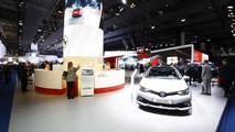 Toyota Auris Sports Touring live in Frankfurt