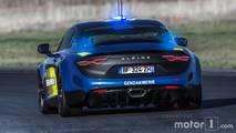 alpine a110 gendarmerie francaise