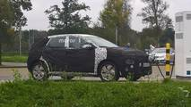 2019 Hyundai Kona EV spy photo