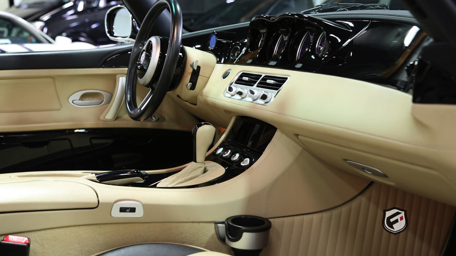 Rare BMW Z Alpina Costs A Pretty Penny - Bmw alpina roadster for sale