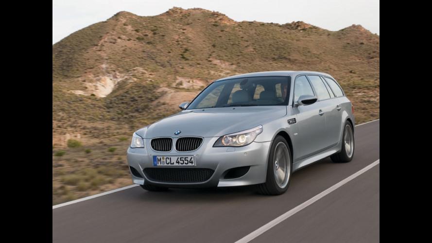 Stop alla produzione della BMW M5 E60