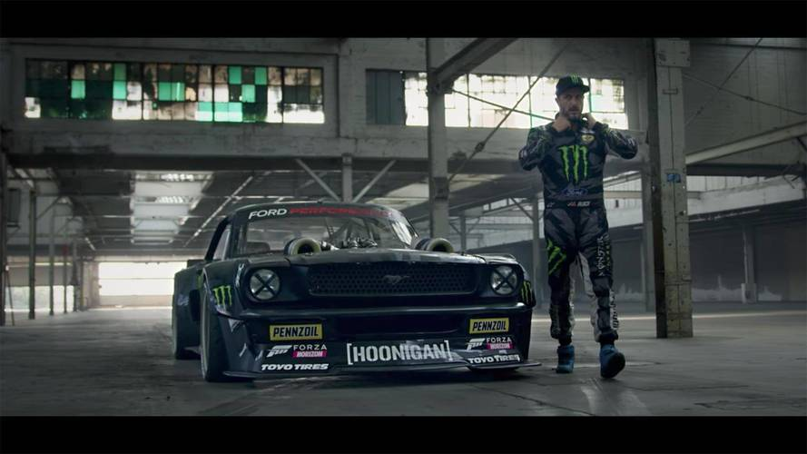 First Trailer For Gymkhana 10 Promises The Biggest Stunts Yet