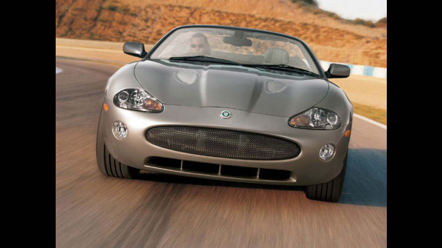 Jaguar XK 4.2-S my2006