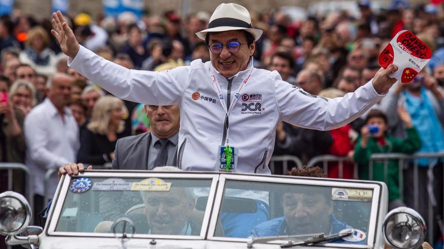 Jackie Chan prépare un film sur les 24 Heures du Mans