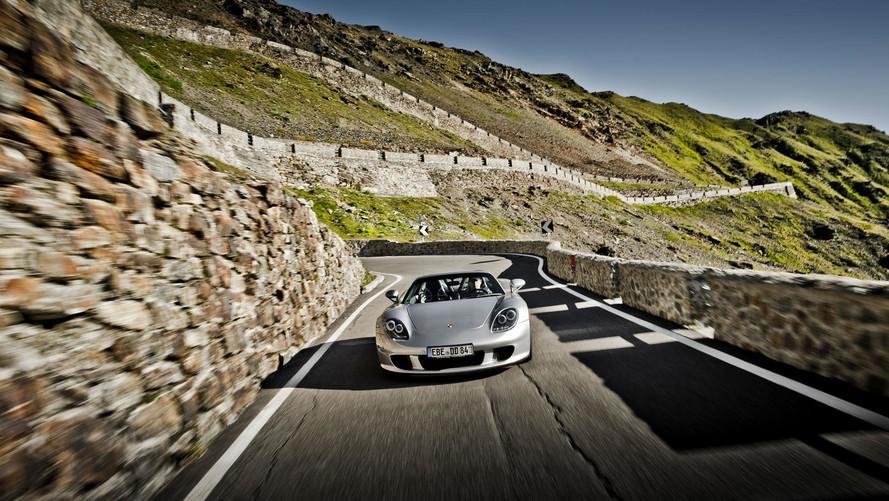Porsche Drive - Stelvio