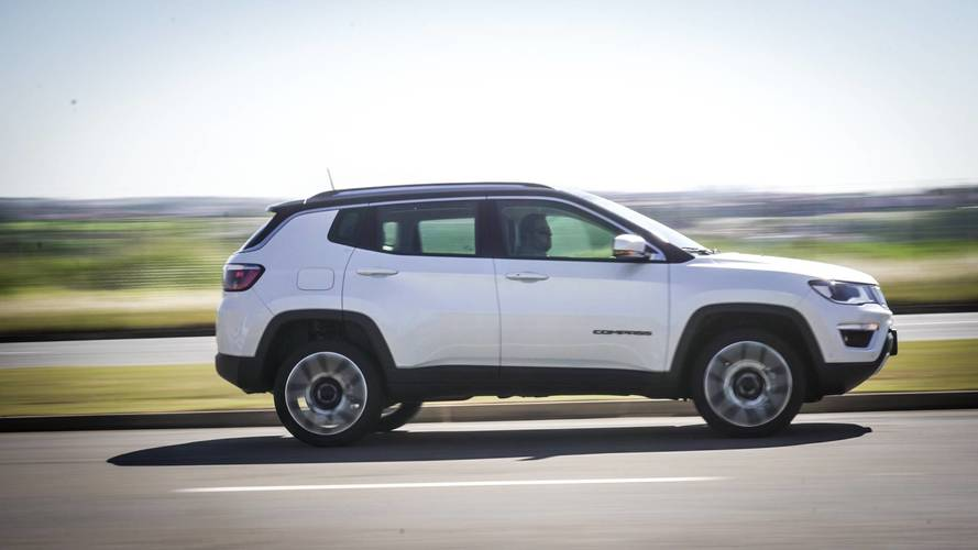 Jeep Compass 2018 é convocado por risco de desligamento do motor