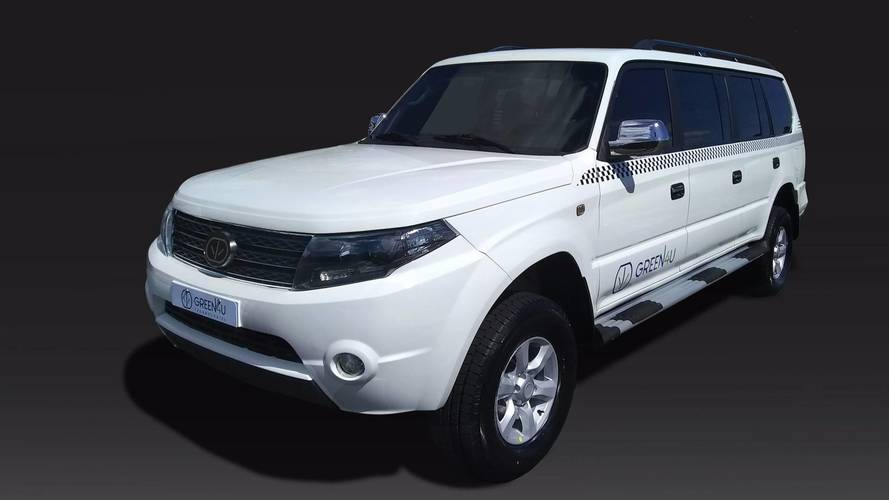 Green4U Technologies SUV