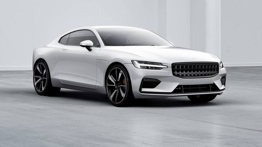 Polestar 1 First Drive Video Review