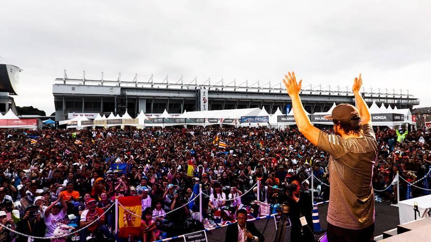 Fernando Alonso, ante el GP de EE.UU.
