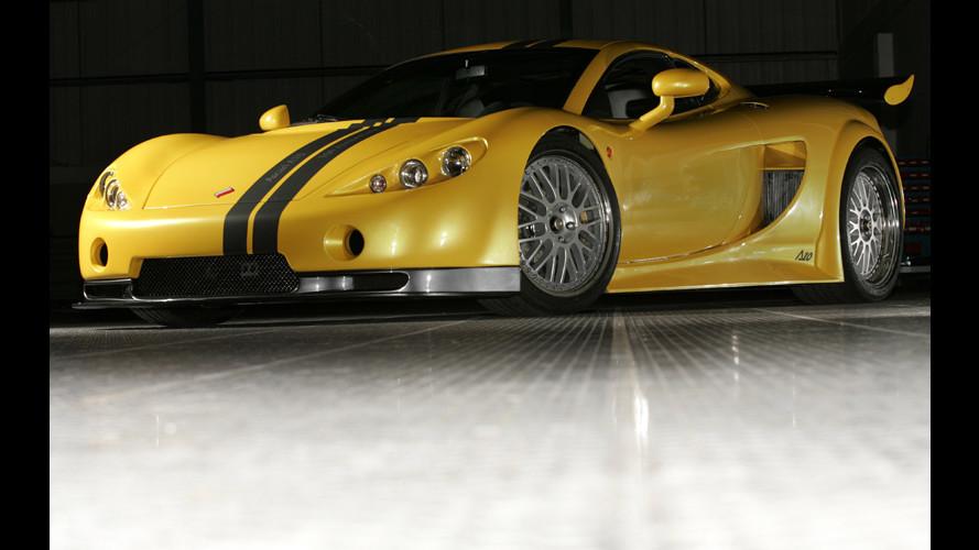 Ascari A10: la Ferrari inglese
