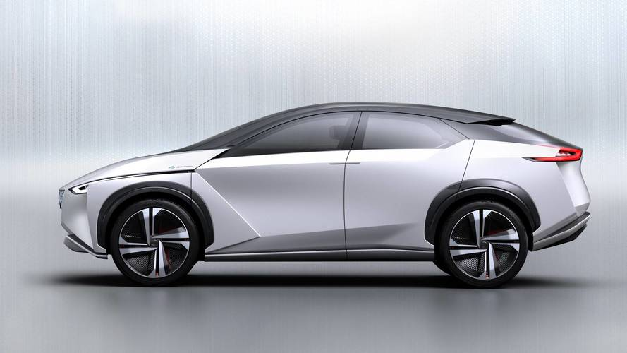 Production Nissan IMx Crossover Will Use Unique Platform