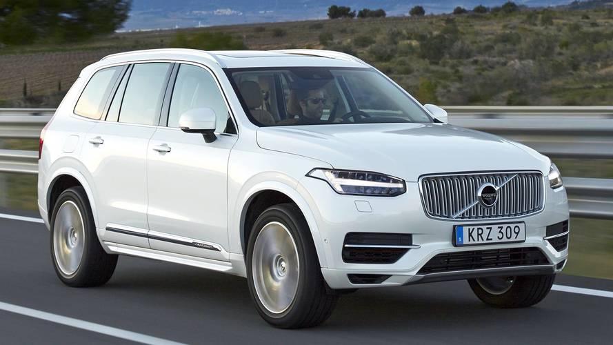 Volvo Xc90 D5 Awd 2017 Im Dauertest