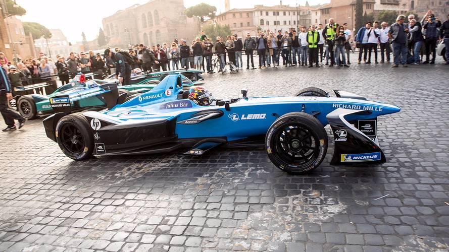 Vous voulez vous acheter une monoplace de Formule E ? C'est désormais possible !