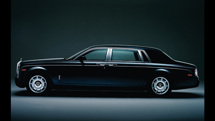 Rolls-Royce Phantom Extended Wheelbase anche in Europa