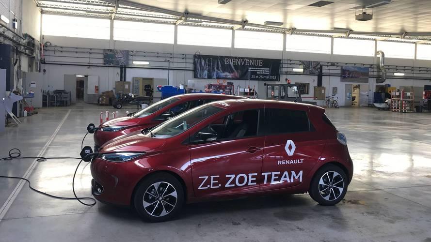 Toutes les voitures électriques doivent émettre un son artificiel