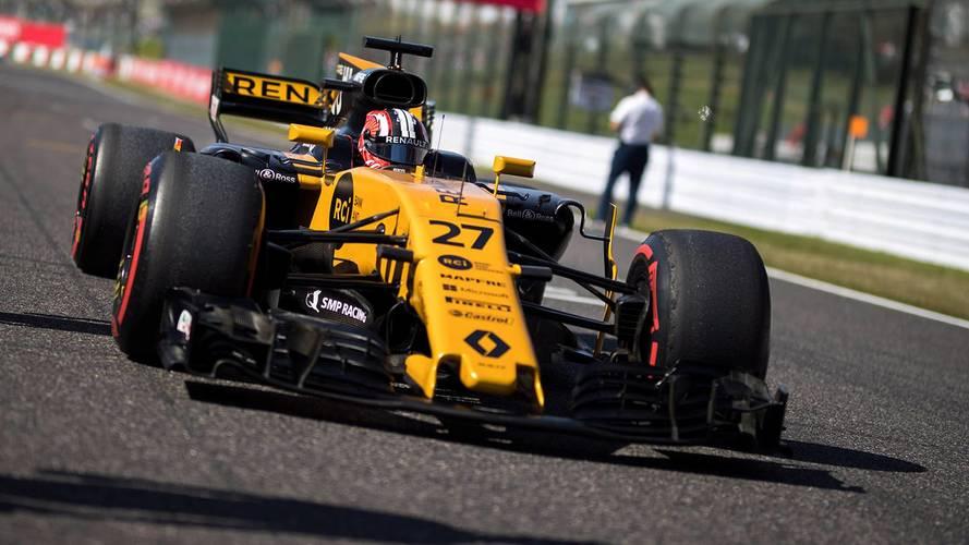 Renault motor F1 2018