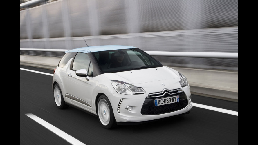 Citroen DS3 Design Driver