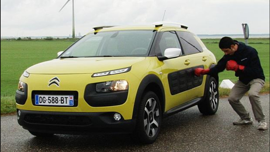 Citroen C4 Cactus, il bello di guidare comodi [VIDEO]