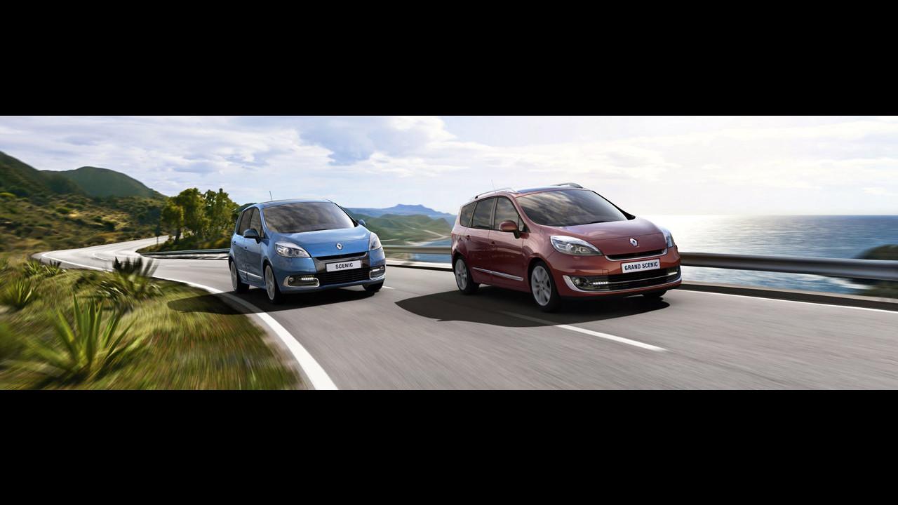 Renault Scénic X-Mod e Grand Scénic 2012