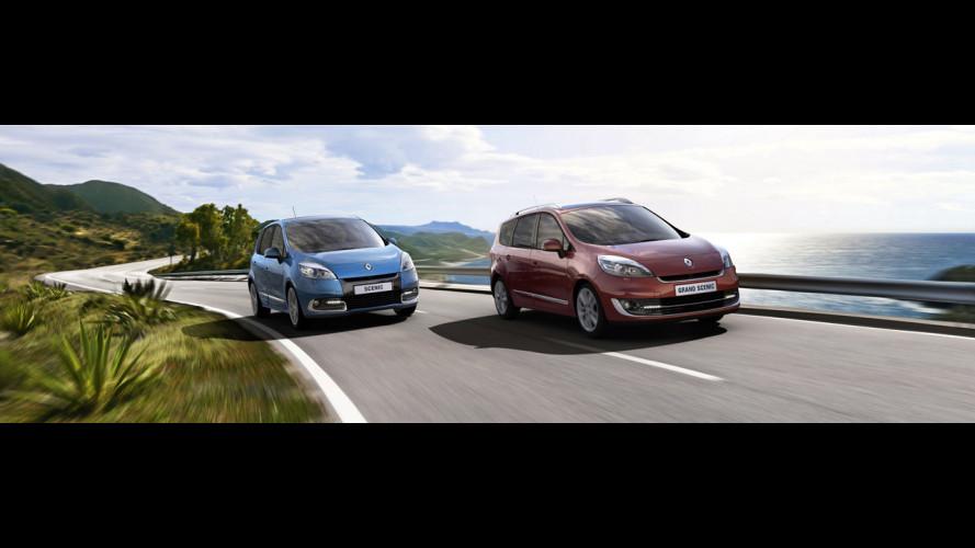 Renault Scénic X-Mod e Scénic 2012
