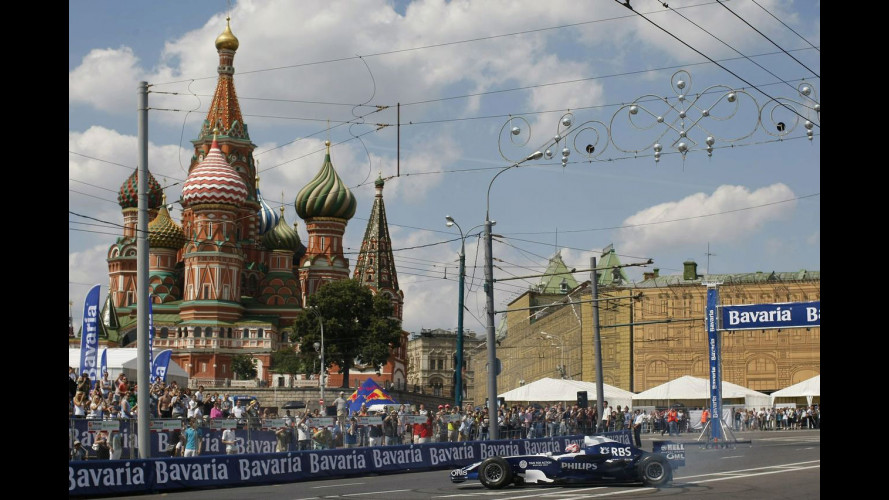 Bavaria Moscow City Racing