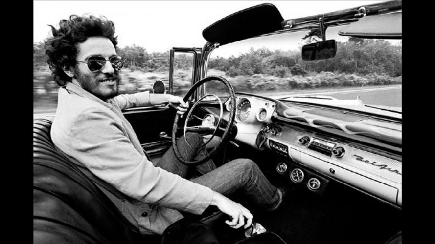 La Chevrolet Bel Air di Bruce Springsteen