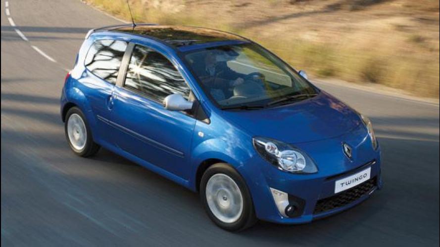 Renault Twingo: la piccola francese usata