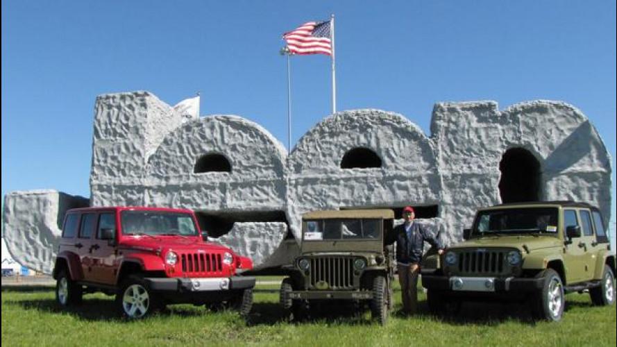 Jeep Willys MB, il viaggio di ritorno lungo una storia