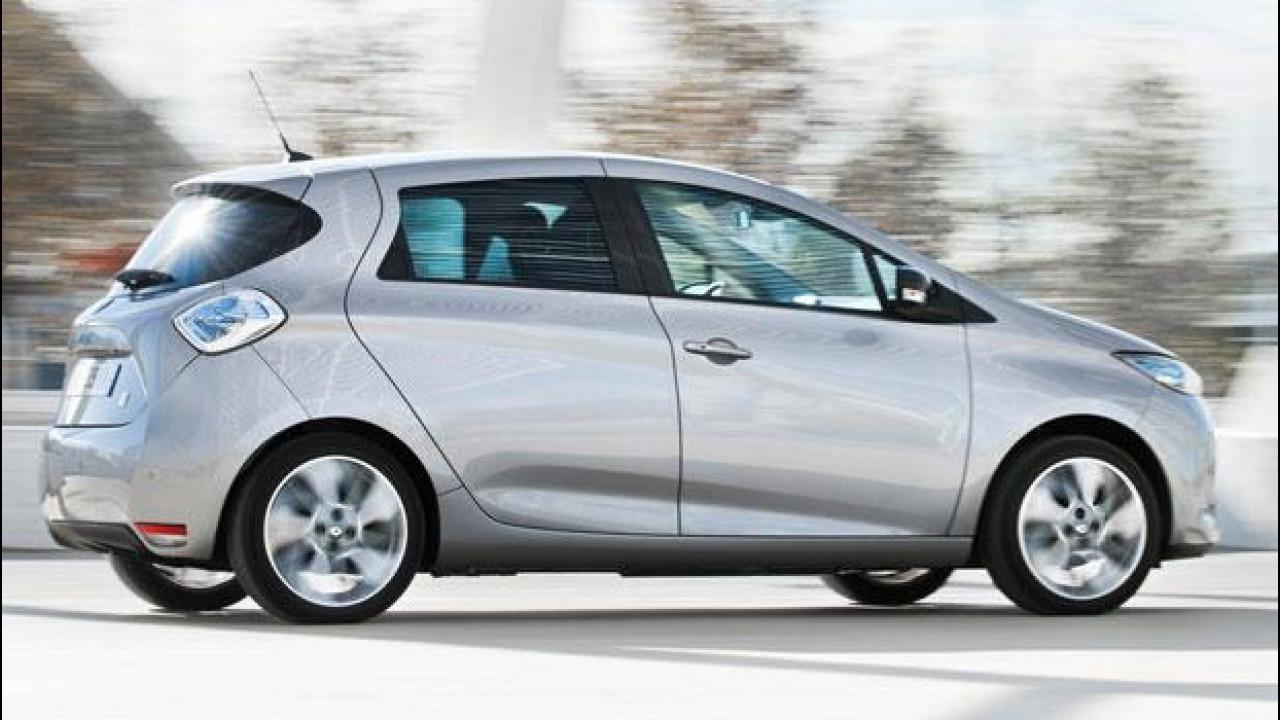 [Copertina] - Renault ZOE, vi piace il suo design?