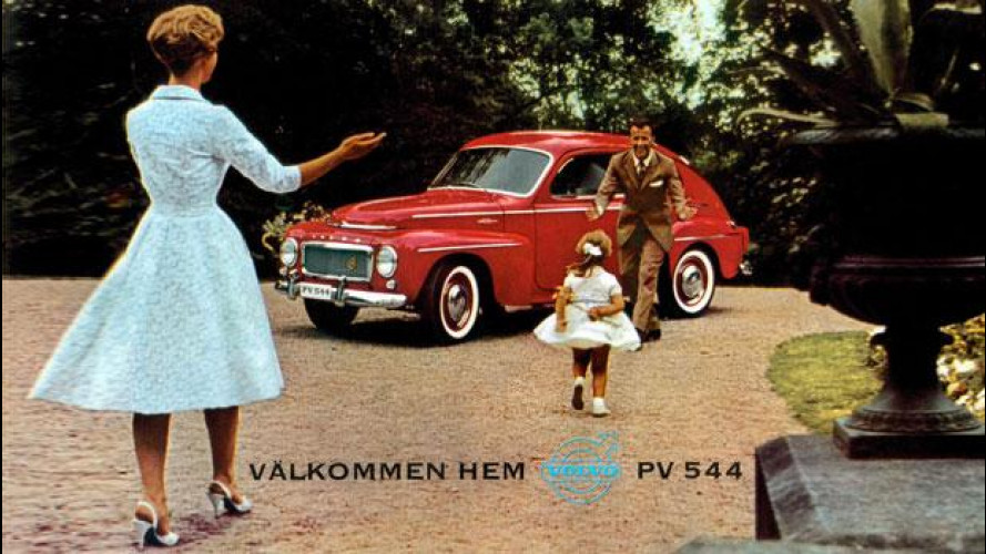 Volvo PV444, la prima popolare svedese
