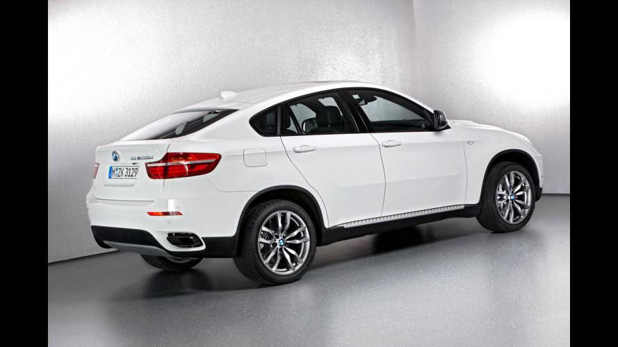 Nuove BMW M Diesel