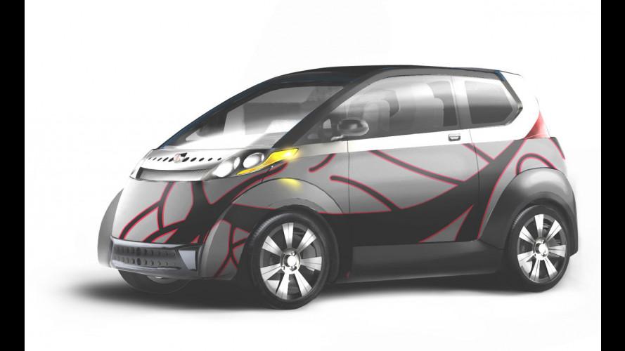 BlowCar, la microcar con carrozzeria gonfiabile