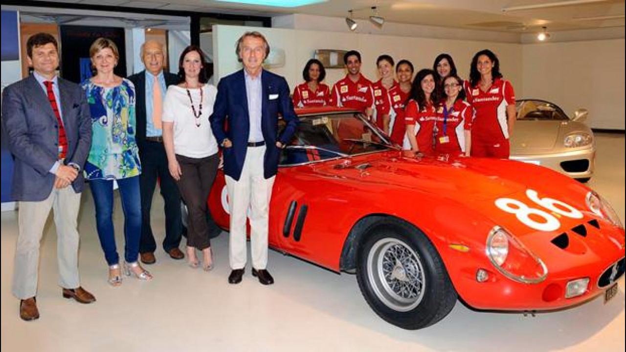 [Copertina] - I 50 anni della 250 GTO al Museo Ferrari di Maranello