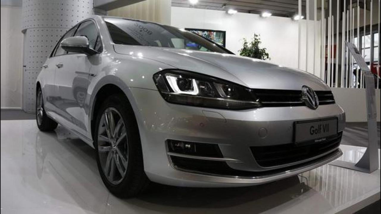 [Copertina] - Motor Show 2014, il Gruppo Volkswagen c'è
